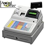 Sam4s ER-5200M Cash Register Combo Special ...with Locking Cash Till and Heavy Wetcover::Packaged with Professional Suport by Around The Office.This LOCKING LID gives added protection for clerk change