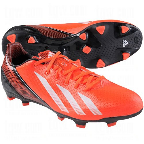 adidas Men's F30 TRX FG Firm Ground Soccer Cleats - F30 Fg Trx