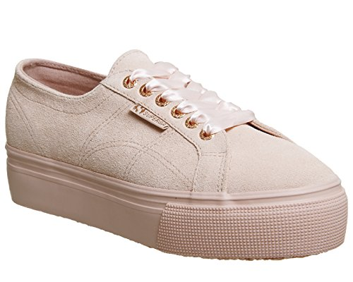 Superga 2790 Acotw Linea Up and Down Damen Sneakers Spanish Exclusive Suede Exclusive