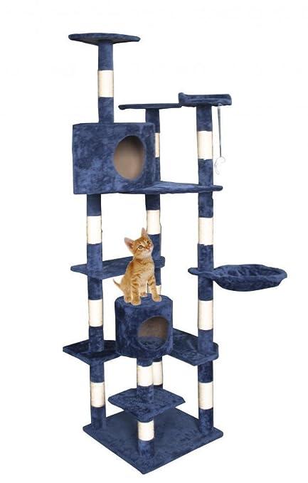 Merveilleux BestPet Cat Tree Condo Furniture Scratch Post Pet House