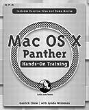 Mac Os X Panther, Garrick Chow, 0321241711