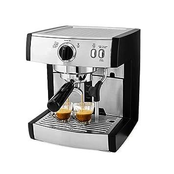 DSKJ Maquina De Cafe Cafetera Profesional De Café Capuchino.: Amazon.es: Hogar