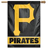 WinCraft Pittsburgh Pirates Banner 28x40 Vertical