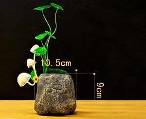 SoBuy® Lámpara nocturna de LED, Lámpara de noche para niños, Lámpara decorativa, Lámpara de mesa, ELL11-SCH