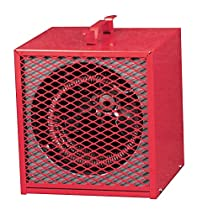Fahrenheat BRH562 PORTABLE HEATERS, Red