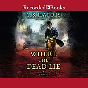 Where the Dead Lie Audiobook
