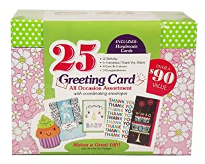 Amazon.com: Paper Magic All Occasion Handmade Greeting Card ...