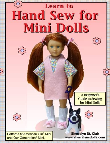 Learn to Hand Sew for Mini Dolls: A Beginner