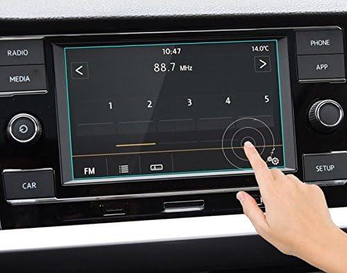 2017 2018 Mazda CX-5 7-Inch Car Navigation Screen Protector,HD Tempered Glass Scratch Filters UV Anti Scratch High Clarity 2 PC Leze