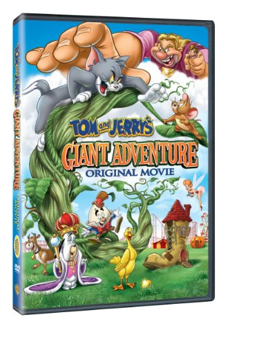 Tom and Jerry\'s Giant Adventure (With Bonus Discs) (Full Frame, 3 Pack, Slipsleeve Packaging, 3PC)