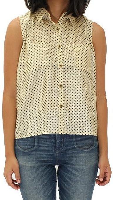 Kling - Camisas - Lunares - para mujer: Amazon.es: Ropa y accesorios