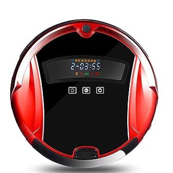 RZ Robot Aspirador Super-Thin 1200 Alta Succión, Autorrecante, Sistema Anti-Drop