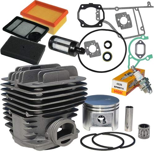 Warhawk Stihl TS400 Cylinder kit Replaces 4332-020-1200 Rebuild Kit by Warhawk