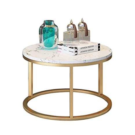 Wondrous Amazon Com Elegant Round Coffee Table Couch Bedside Side Beatyapartments Chair Design Images Beatyapartmentscom