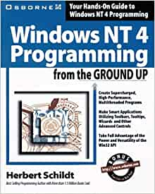 Mfc programming from the ground up by herbert schildt