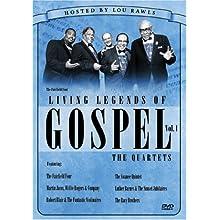 Living Legends of Gospel, Vol. 1: The Quartets (2004)