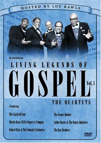 Quartet Legends (Living Legends of Gospel, Vol. 1: The Quartets)