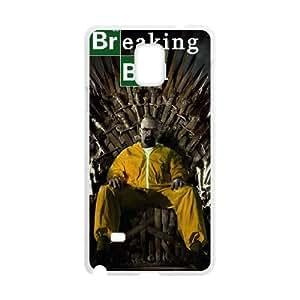 DIY Samsung Galaxy Note 4 Case, Zyoux Custom Samsung Galaxy Note 4 Case Cover - Breaking Bad