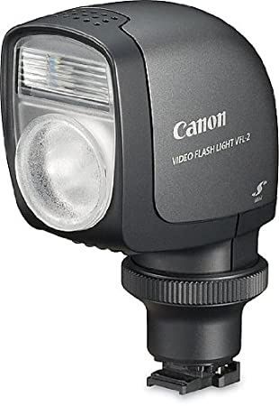 Canon VFL-2 Video Flash Light  sc 1 st  Amazon.com & Amazon.com : Canon VFL-2 Video Flash Light : On Camera Video ... azcodes.com
