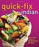 Quick-Fix Indian, Ruta Kahate, 1449409776