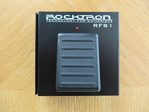 Rocktron RFS1 On/Off guitar amp footswitch by Rocktron