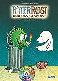 Ritter Rost und das Gespenst: Buch mit CD