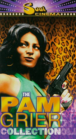 The Pam Grier Collection (Coffy, Foxy Brown, Friday Foster) [VHS]