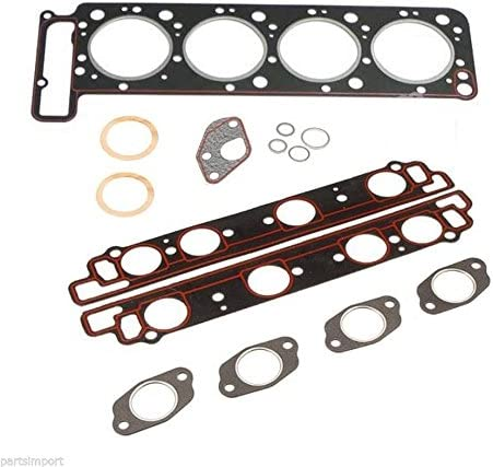 For Mercedes W126 ELRING Right Passenger Side Engine Cylinder Head Gasket Set