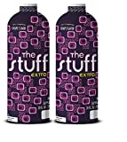 The Stuff Detox Extra Gushing Grape 20 oz (2 Pack)