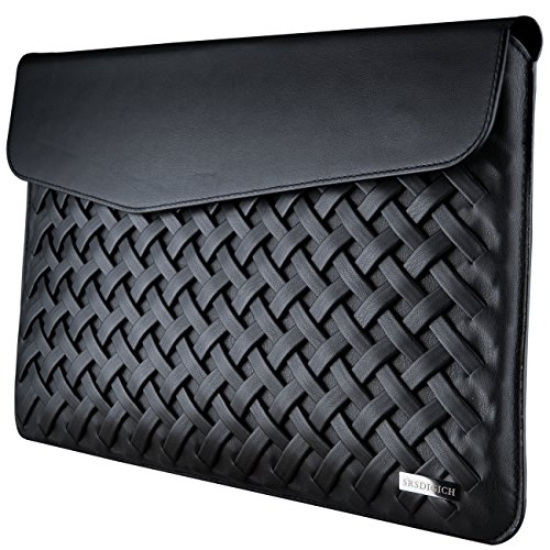 SRS DIGICH Laptop Sleeve, 12 inch Laptop Sleeve with Waterpr