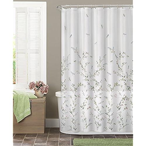 Sheer Kitchen Curtains Amazon Com: Sheer Shower Curtains: Amazon.com