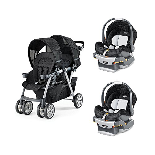 Chicco Cortina Together Double Stroller - 9