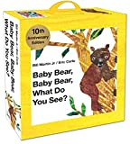 download ebook baby bear, baby bear, what do you see? cloth book pdf epub