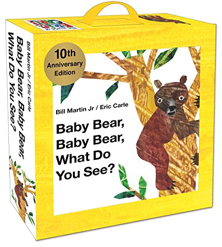 Baby Bear, Baby Bear, What Do You See? Cloth Book (Brown Bear and Friends) -