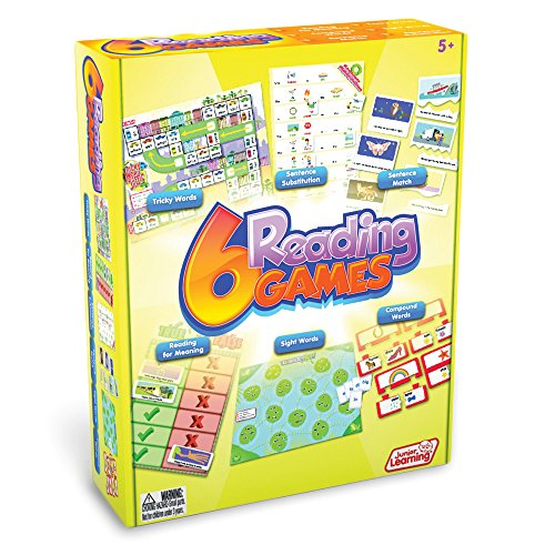 Junior Learning 6 Reading Games
