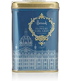 Amazon.com : Harrods, Heritage No. 49 Blend Tea (50 Tea Bags ...