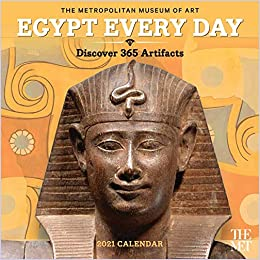 Egypt Every Day 2021 Wall Calendar