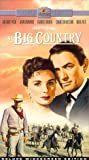 The Big Country (Widescreen Edition) [VHS]