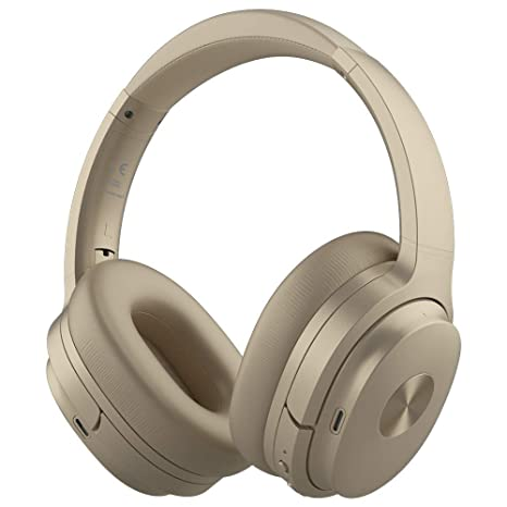 b4f883f80c6 COWIN SE7 Active Noise Cancelling Headphones Bluetooth Headphones Wireless  Headphones Over Ear with Mic/Aptx