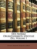 Den Norske Obligationsrets Specielle Del, Ludvig Mariboe Benjamin Aubert, 1147331057