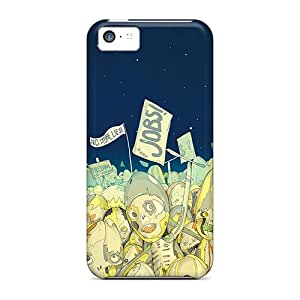 Sanp On Case Cover Protector For Iphone 5c (we Need Jobs)