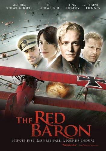 red baron dvd - 1