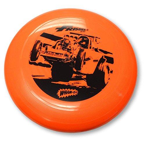 Super Flyer - Wham-O Super Flyer 180 Gram Frisbee Flying Disc (Orange)