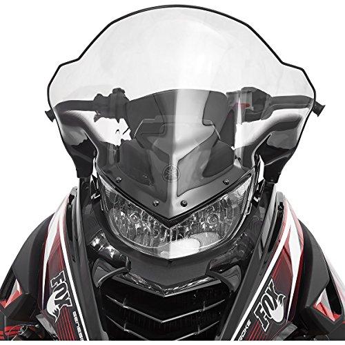 Yamaha sr viper medium sport snowmobile windshield smoke for Yamaha sx viper windshield
