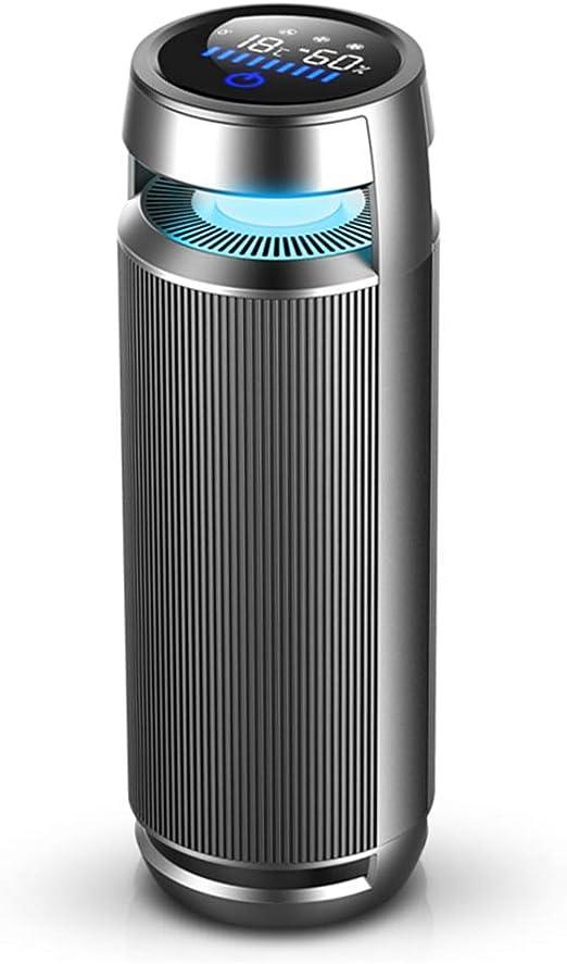 LZXLZX Purificador De Aire para Automóvil, Ambientador USB con ...