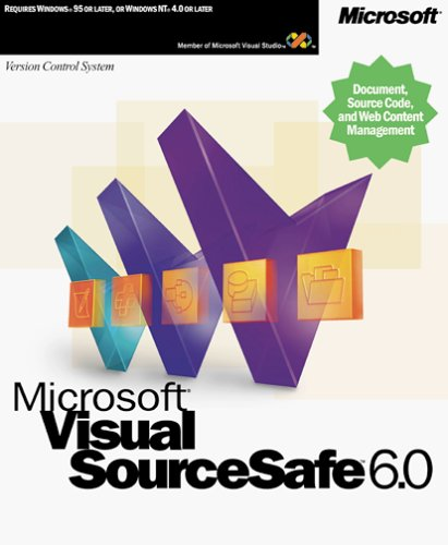 Amazon com: Microsoft Visual Sourcesafe 6 0 CD [OLD VERSION]