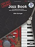 not just another jazz book bk 1 10 original piano solos with optional cd accompaniments book cd by mike springer 2 jan 2013 paperback