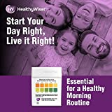 pH Test Strips 120ct - Tests Body pH Levels for