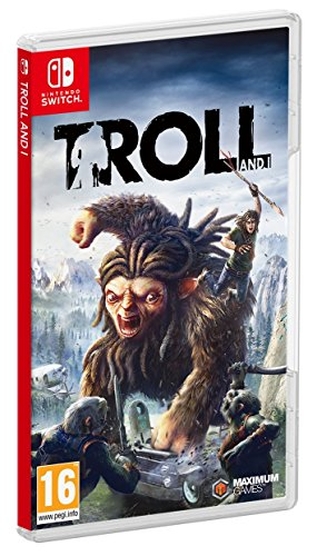 Troll and I (Nintendo Switch) UK IMPORT