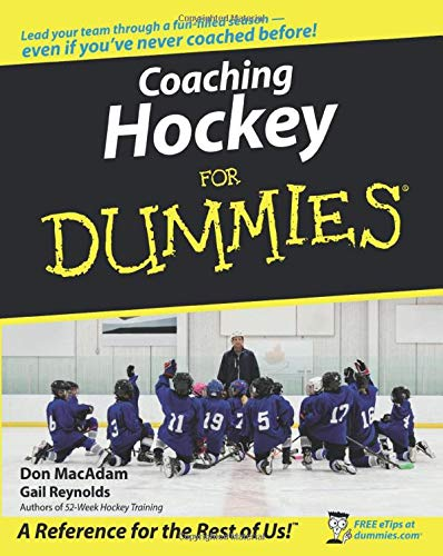 Coaching Hockey For Dummies (Best Field Hockey Player In The World)